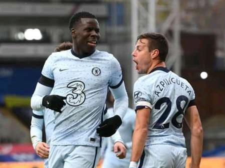 Watch Full Highlights: Crystal Palace 1-4 Chelsea
