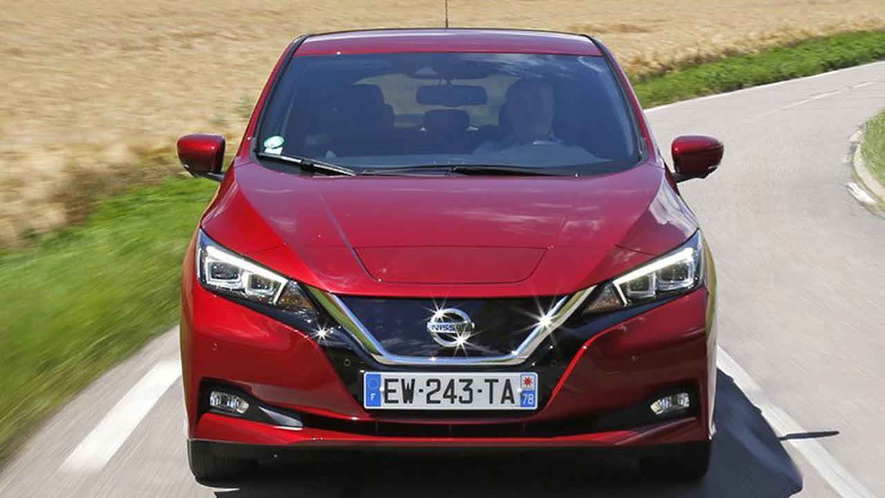 Nissan Leaf: nouvelle gamme et nouveaux prix
