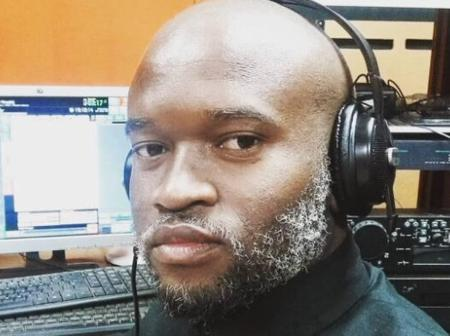 Another Radio Presenter stabbed to death, See this?