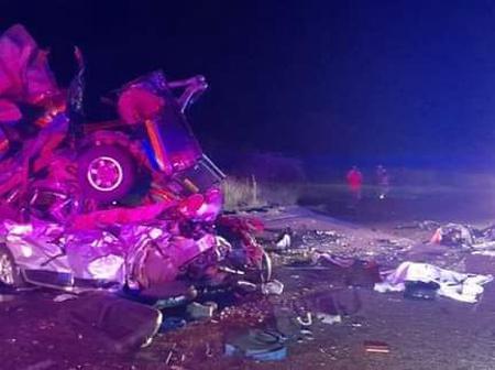 Six Die In A Horrific Multiple Vehicle Crash In Limpopo