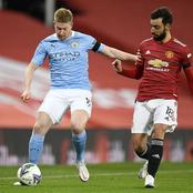 Manchester City VS Manchester United: Prediction, One of these three things will happen.