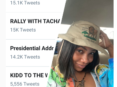 See why BBNaija Tacha is trending on Twitter