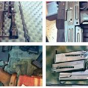 DCI Nabs Terror Suspects Planning Another Terror Attack In Kenya, Several Weapons Recovered