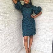 Short ankara styles for both corporate and casual look