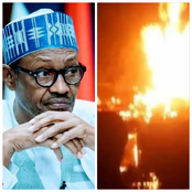Today's Headlines: Buhari Speaks On Fire Outbreak Around Aso Rock, Troops Kill 4 Bandits In Kaduna