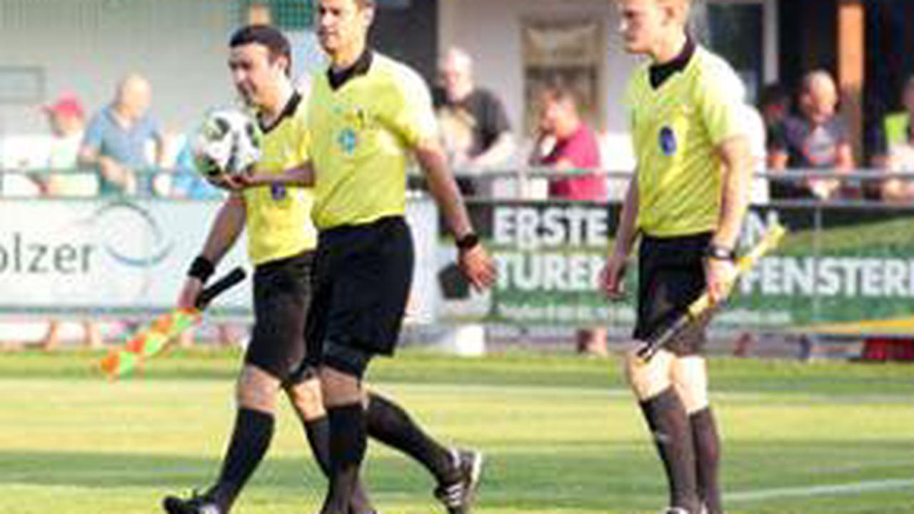 TSV Buchbach gegen TSV Rain
