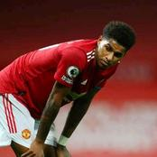 Manchester United boss provides Marcus Rashford injury update