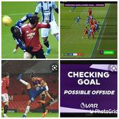 How VAR Has Hugely Affected Man United, Chelsea, Arsenal And Liverpool Results Plus Points Denied