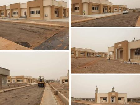 Check Out The Photos of  Modern Hajj Transition Camp Built By Governor Bala Muhammed of Bauchi