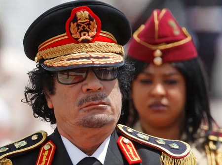 What's the real reason the USA wanted regime change in Libya?