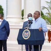 President Uhuru Kenyatta Could Now Address The Nation On 3rd March On The Coronavirus Measures