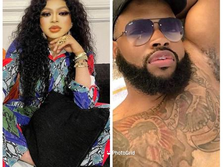 Days After Revealing His Bride Price List, Bobrisky Finally Shows Off His