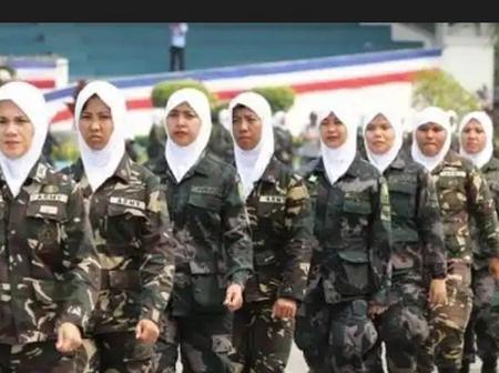 Nigerian Female Soliders Might Be Allowed To Wear Hijab Soon As Bill Passes Second Reading