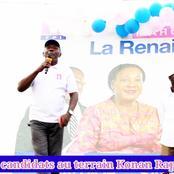 FPI-MARCORY : Jean-Claude Yapo aux jeunes