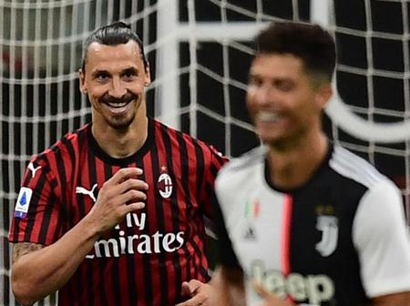 Zlatan speaks on winning the Serie A league and UCL