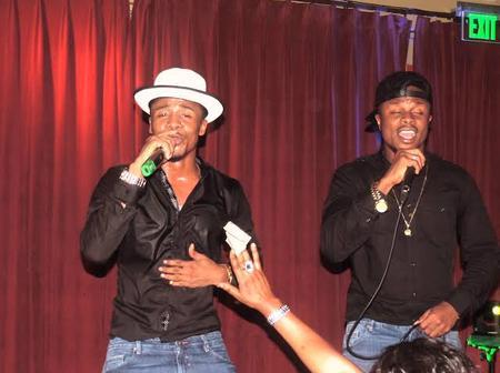 Wanafanana kama shilingi kwa ya pili !Meet Ali kiba biological brother who is also musician