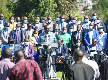 'Not a U-turn' - DP Ruto Reaffirms His Political Position on BBI
