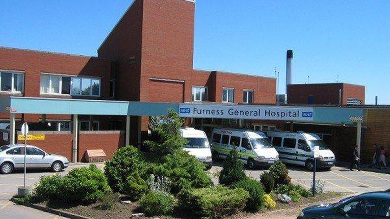 Furness General Hospital patient sentenced after assaulting security guard