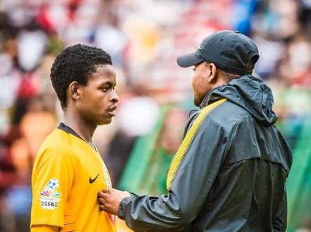 Highly rated youngster set to return to Kaizer Chiefs.