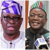 Today's Headlines: Over 150 Thugs Invaded My Hotel – Fayose, Governor Ortom Apologizes To Army