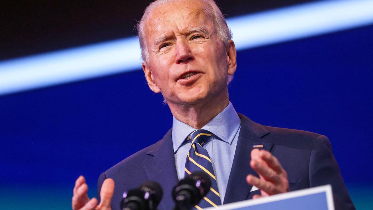 Biden: Defense Department Obstructing Transition Team