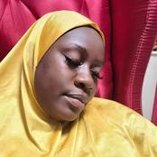You Are Always In My Prayers, Actress Ogo Mushin Prays For Tawa Ajisefinni And Seyi Edun