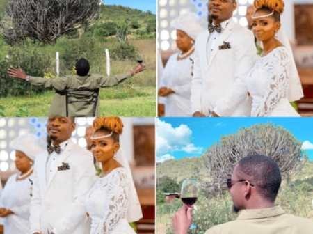 (Photos)Reactions After Ben Pol Is Seen Enjoying Vacation Days After He Alledgedly Filed For Divorce