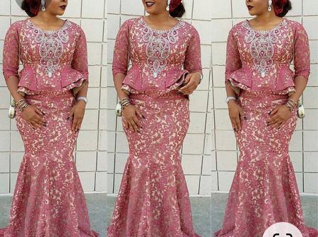 Beautiful decent ankara you can rock and walk smartly with