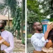 #Endsars: Lady Loses Her Boyfriend To The Hands Of Death Through Stray Bullet From A Nigerian Police.