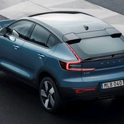 New Volvo C40 Re-energize electric vehicle