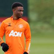 How Manchester United's Wonderkid Amad Diallo Could lineup Against Real Sociedad in Europa