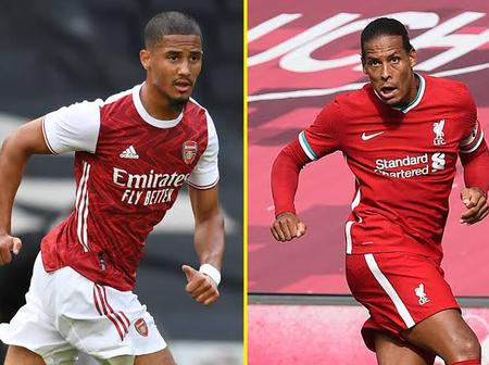 Arsenal May Have Their Own Virgil Van Dijk After The Following Stats Emerge