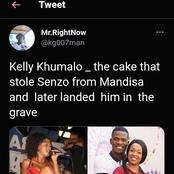 Social Media Are Saying Kelly Khumalo Is Being Protected By These People