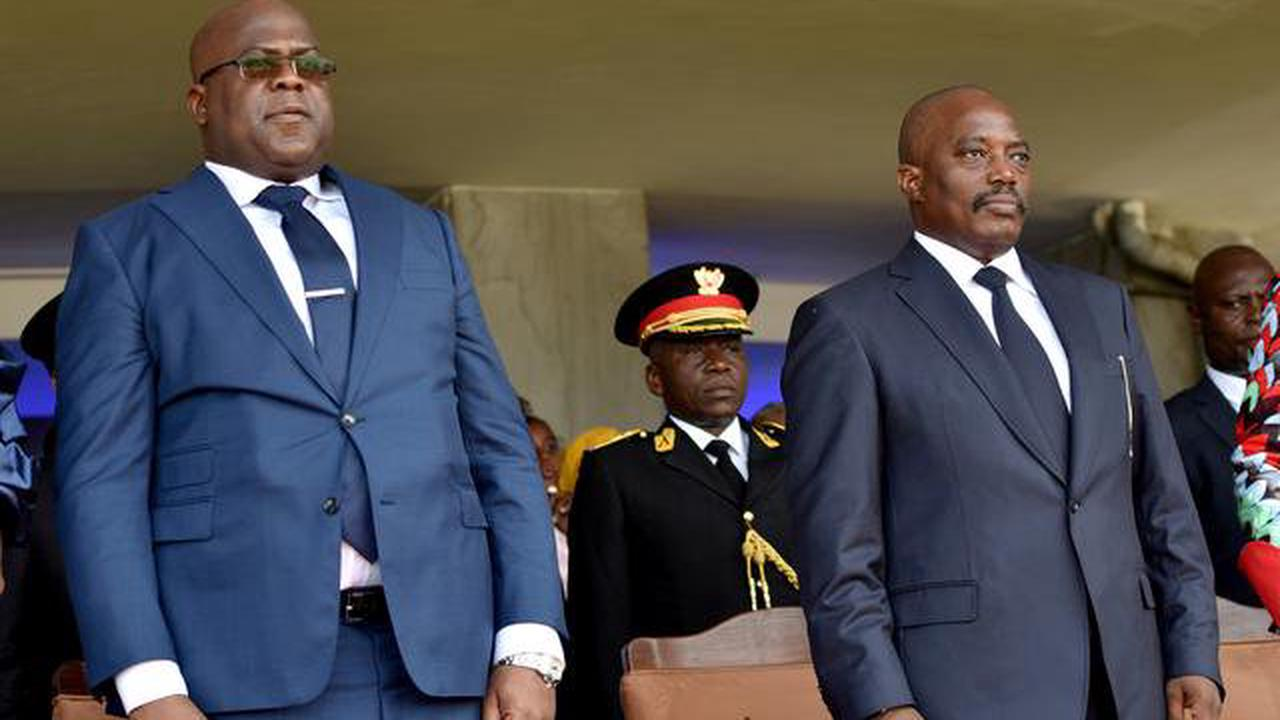 Congo names new Cabinet, cementing president's power over predecessor