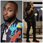 Zubby Michael, Broda Shaggi & others react as Davido asks his fans hilarious question