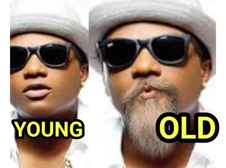 Have You Seen These 7 Funny Photoshop of Wizkid As An Old Man? [Photos]