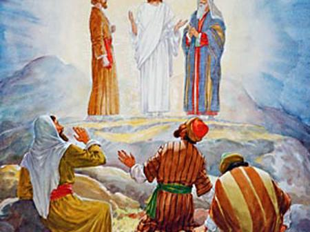 Presence of Moses & Elijah During The Transfiguration of Christ Jesus is Explained (Opinion)