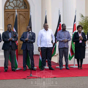 DP Ruto Left Out Of An Important State House Meeting By Top Leaders