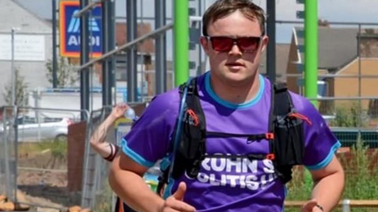 Soldier to run 380 miles in a month in aid of 4-year-old girl