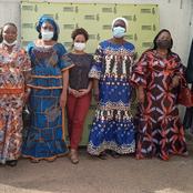 Amnesty International échange avec les ''héroïnes