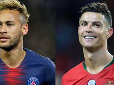 Photos of Cristiano Ronaldo and Neymar Jr on and off the football pitch! Who is the More Handsome?