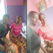 Mixed reactions as 'Nwanyi Imo' visited Ada Jesus in her sick bed in the hospital today