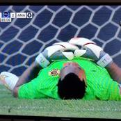 Akpeyi Is Accused Of Using Muthi Against Itumeleng Khune!