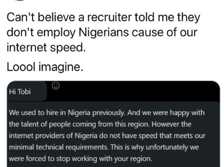 Company Refuses To Employ Young Man; Here's Crazy Reason Why