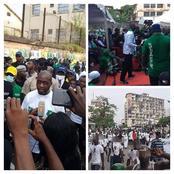 Législatives au Plateau : Ehouo Jacques, le candidat sans bruit, en démonstration de force