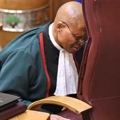 Breaking news Chief Justice Mogoeng will not apologize