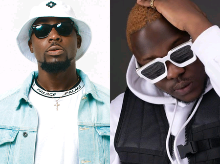 Teephlow is pained & jealous of me -Medikal throws fresh shots