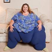 Meet The Fattest Woman In The World (Pictures).