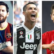 After Messi, Ronaldo, Lewandowski all scored, see how the Golden Shoe table looks like