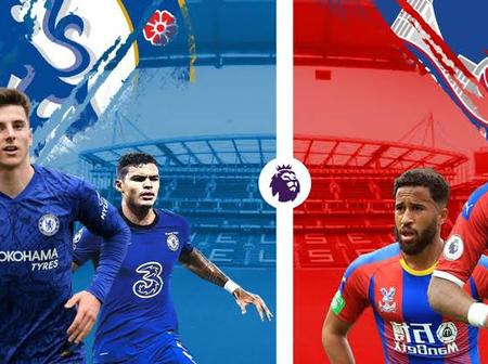 Chelsea Vs Crystal palace: Match preview and referee official to officiate the game